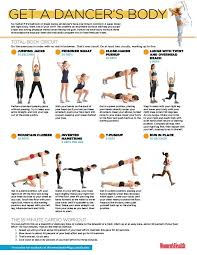 what to get a for s best 25 dancer workouts ideas on workouts