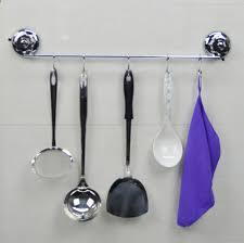 crochet ustensile cuisine ventouse cuisine organisateur cuisine outil ustensiles de cuisine en