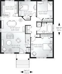 single house plan simple one house plans storey home floor plan building single