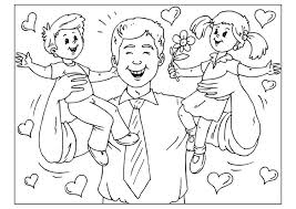 coloring page father u0027s day img 25776
