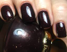 dior vernis 995 minuit le u2013 golden winter 2013 collection