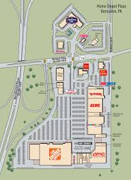 home depot floor plans paramount realty services home depot plaza