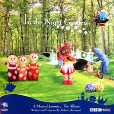 night garden musical journey album