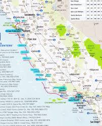 Road Trip Map Road Trip Route San Francisco Yosemite And Los Angeles Drive