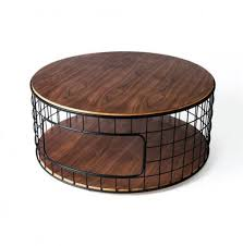 Round Coffee Table With Shelf 20 Coffee Table With Variety Form U0026 Function For All Your Needs