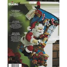 bucilla christmas bucilla kits for christmas cross stitch and needle crafts