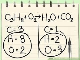 image titled balance chemical equations step 3