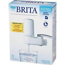 Britta Faucet Filter Faucet Mount Filters Ebay