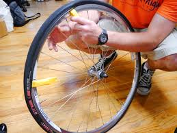 how to change a bike tire u2013 the adventureblog