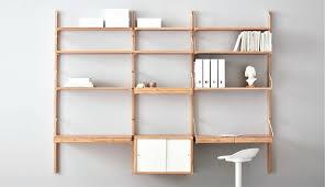 Corner Wall Bookcase Uncategorized 38 Wall Shelf Unit Ikea Wall Shelves With Doors
