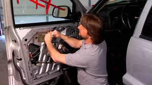 auto repair u0026 maintenance installing a manual window regulator