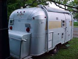 Replacement Awning For Travel Trailer 1095 Best Vintage Silver Trailers Images On Pinterest Vintage