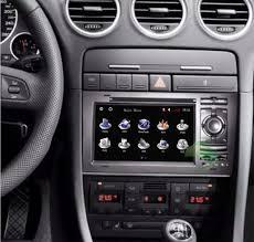 audi a4 2004 radio audi a4 navigation system with dvd radio tv bluetooth car dvd player