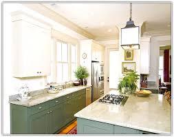kitchen cabinets dark lower light upper u2013 quicua com