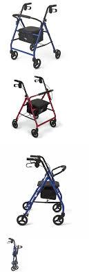 senior walkers with wheels walkers and canes medline rollator walker senior walker