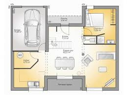 plan maison rdc 3 chambres 24 best maisons modernes images on bedrooms house