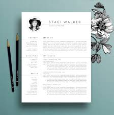 Design Resume Templates Free Modern Resume Template Free Resume For Your Job Application