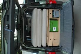 New Honda Element 2015 Honda Element Car Camping Platform Bed Chuck Box