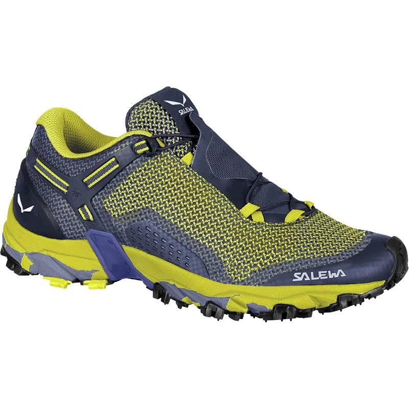 Salewa Ultra Train 2 Hiking Shoes Night Black/Kamille 9.5 US 00-0000064421-960-9.5