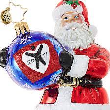 christopher radko ornaments radko charity awareness dave