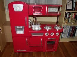 kidkraft kitchen kidkraft vintage kitchen in pink toy review