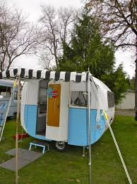 Vintage Trailer Awning A Quest For Adorable Campers