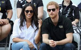 prince harry introduces meghan markle to the queen over tea at