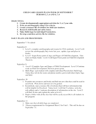 daycare resume exles sle resume for daycare fungram co