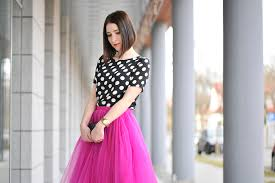 spodnica tiulowa spódnica tiulowa shiny syl