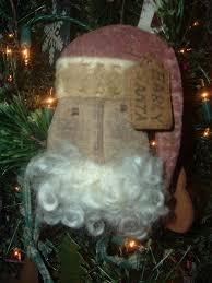 primitive heartstrings christmas ornaments old u0026 new