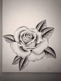 Tattoos Ideas For Hands Tatoo Art Rose Rose Tattoo Design By Alyx Wilson Society6