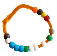 thanksgiving story bracelet things to make and do crafts and