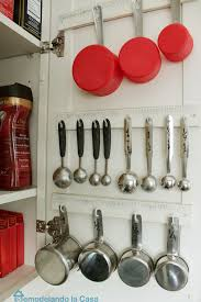 organization ideas for kitchen diy kitchen organization ideas remodelando la casa