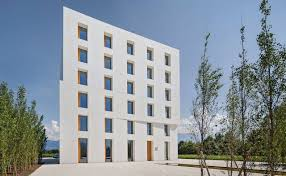 passive house inhabitat green design innovation architecture austrian residential building relies entirely on nature for heating cooling and ventilation