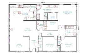 walk out basement plans simple open concept ranch houselans style with walkout basement