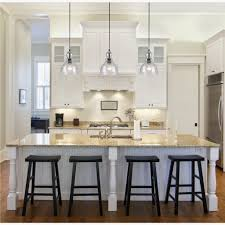 kitchen brass and glass mini pendant lights island light 11 cool