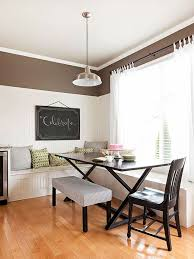 Best Window Seats  Banquettes Images On Pinterest Kitchen - Dining room banquette bench