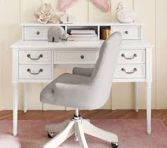 White Desk Pottery Barn by Blythe Desk U0026 Low Hutch Pottery Barn Kids