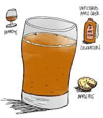 cartoon beer pint barleywine