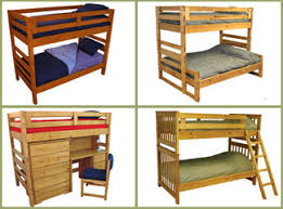 This End Up Bunk Beds Back To Basics In Summer Camp Furniture