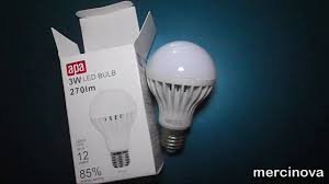 Compare Led Cfl Light Bulbs by Unboxing Testing And Comparing Apa Cheap Led Bulb Lamp 3 Watt