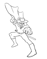 zorro coloring pages 10 coloring pages