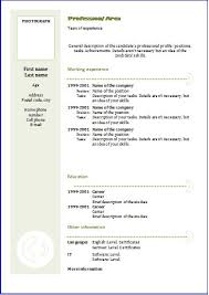 chronological resume templates chronological cv templates resume templates