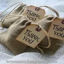 burlap party favor bags wedding favors burlap favor bags personalized http