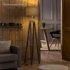 lampadaire de jardin leroy merlin lampadaire et liseuse lampadaire design sur trépied leroy merlin
