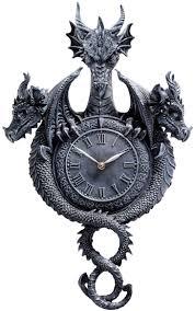 dragon bedroom decor ideas design toscano ucpast present future sculptural dragon wall clock