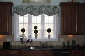 window treatments for kitchens kitchen window treatments traditional window bamboo floor home