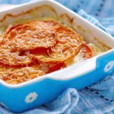 comment cuisiner la patate douce recette gratin de patates douces facile rapide