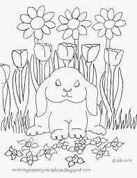new rabbit coloring pages coloring pages gallery coloring