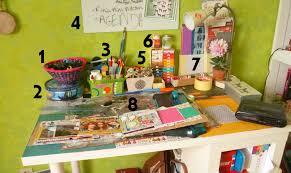 comment organiser bureau organiser bureau façon diy les bidouilles de lili